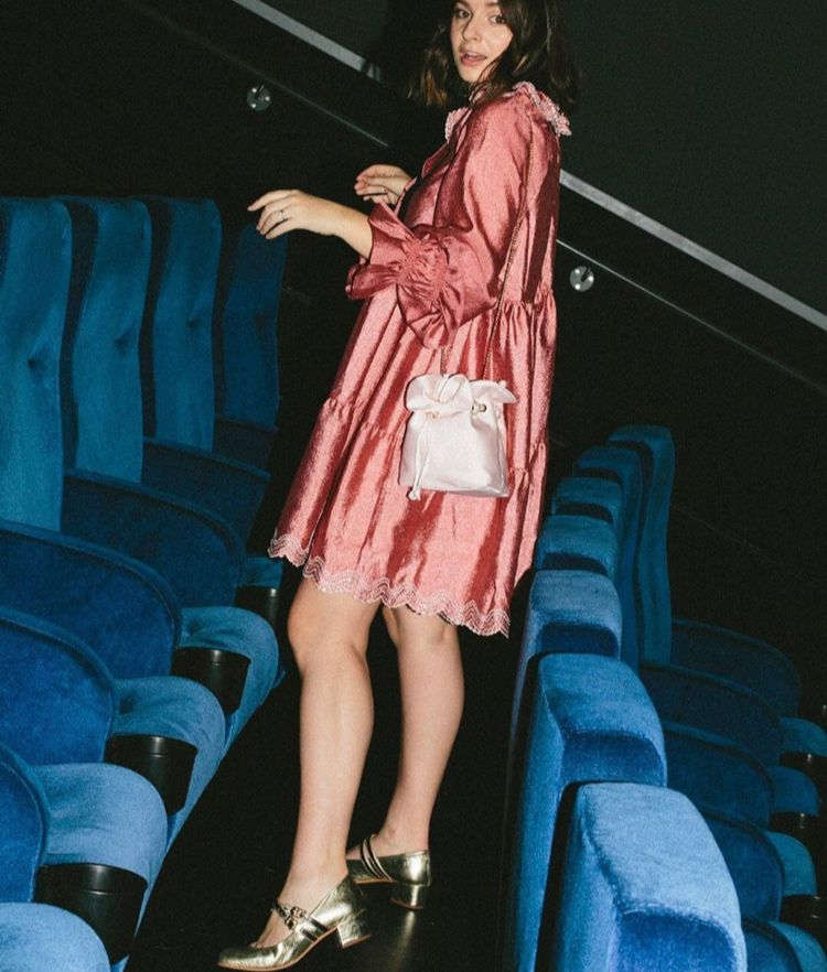 Bettina Looney's Stine Goya dress on By Rotation