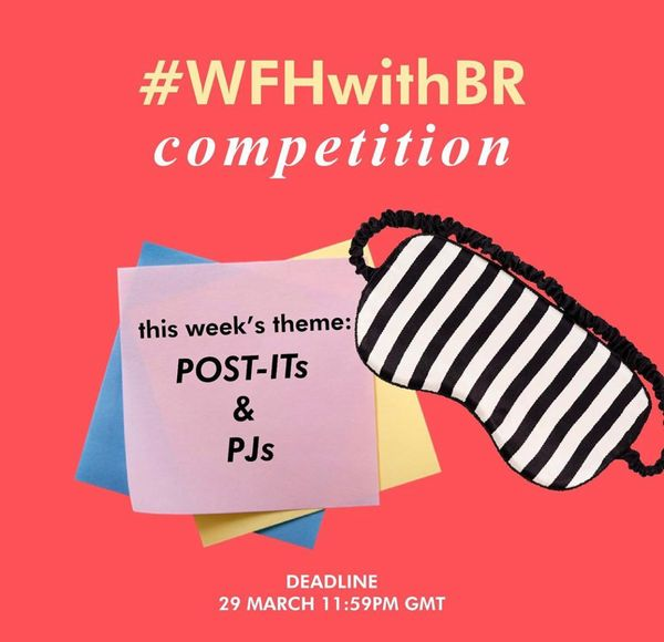 #WFHwithBR Competition